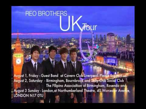 RADIO INTERVIEW OF MR. OLIVER BAUTISTA FOR REO BROTHERS UK TOUR