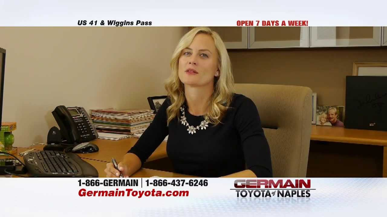 Germain Toyota Of Naples   BIG ONE   YouTube