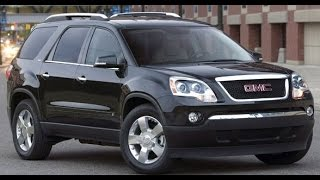 DIY - HOW TO REPLACE HEADLIGHT BULBS 2007 GMC ARCADIA