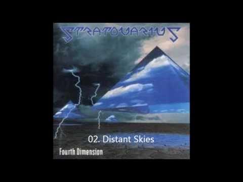 Stratovarius - Fourth Dimension [Full Album]