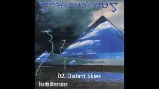 Stratovarius - Fourth Dimension [Full Album]