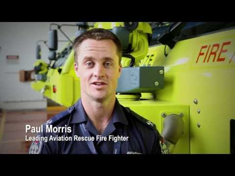 Recruitment at Airservices - Aviation Rescue Fire Fighter