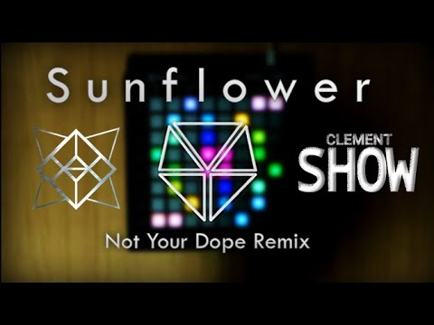 post-malone,-swae-lee---sunflower-(remix)-|-launchpad-cover---quaestio-x-xextar-x-clement-show