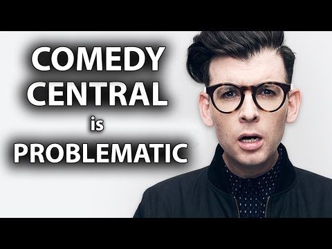 Comedy Central's New Show is Problematic
