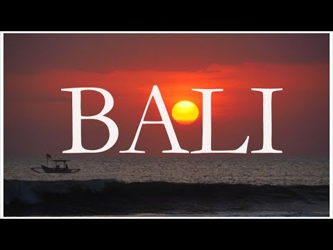 EXPLORING BALI - highlights of our trip to Bali Indonesia HD