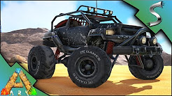 ATV VEHICLE IN THE DUNES! CARS IN ARK! - Ark: Scorched Earth [Gameplay S2E19]