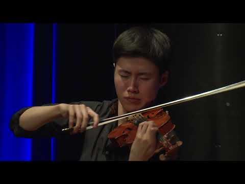 Jinsu Park | Joseph Joachim Violin Competition Hannover 2018 | Preliminary Round 1