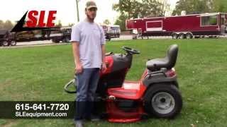 Husqvarna GTH26V54 Garden Tractor Review