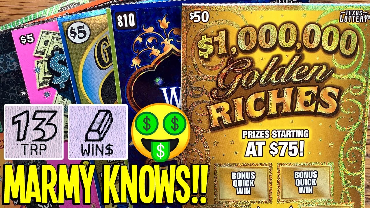 MARMY KNOW$! 💰 BIG $50 Ticket + Gold Mine 9X + Lucky No. 13! 💵 $130 TEXAS Lottery Scratch Offs