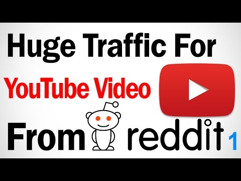 Huge Traffic For YouTube Video From Reddit | Youtube Full Course Part-07
