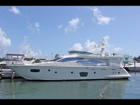 75 Azimut 2009 Yacht for Sale - 1 World Yachts