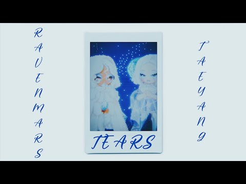 RavenMars - Tears (Feat. Taeyang) [Official Video] (Blue Angel By Danny L Harle & Clairo)