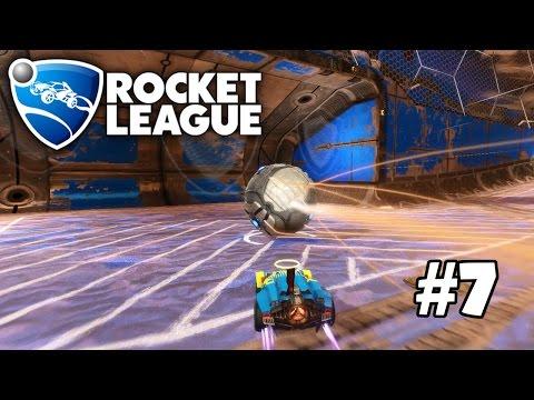 Der macht mir angst ! Rocket League Online - [PS4/Facecam] #07