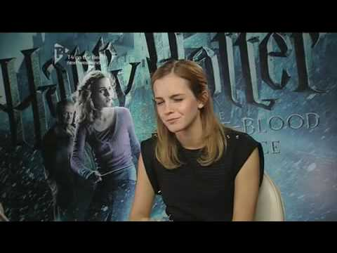 Emma watson in t4 harry potter special youtube - Rone harry potter ...