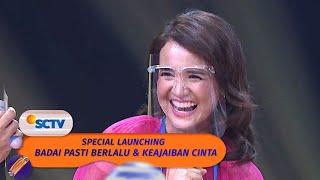 Download CIEEE... Michelle Ziudith Jadi Salting Saat Adu Akting Dengan Ariel Noah   Special Lauching BPB & KC