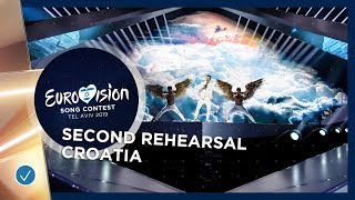 Croatia 🇭🇷 - Roko - The Dream - Exclusive Rehearsal Clip - Eurovision 2019