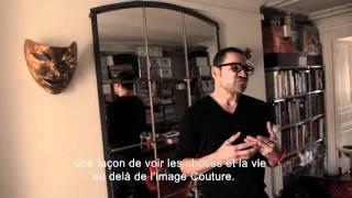 Christian Lacroix Interview - Sacha Walckhoff, Directeur Artistique