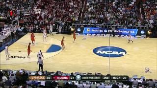 #4 Syracuse vs #1 Indiana (3/28/2013)