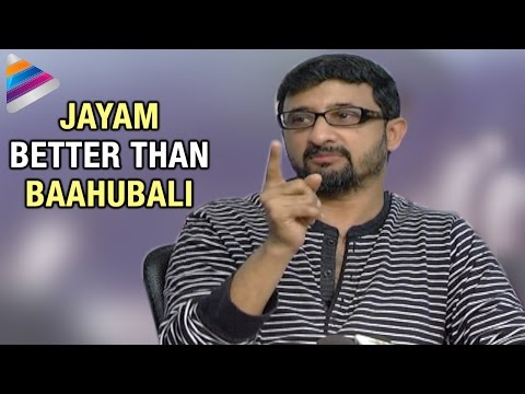 Baahubali is less watched than Jayam