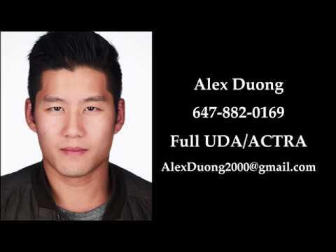 Alex Duong Reel