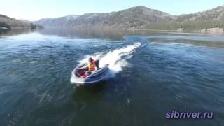 Abakan JET: лодка Абакан-430JET. Презентация.