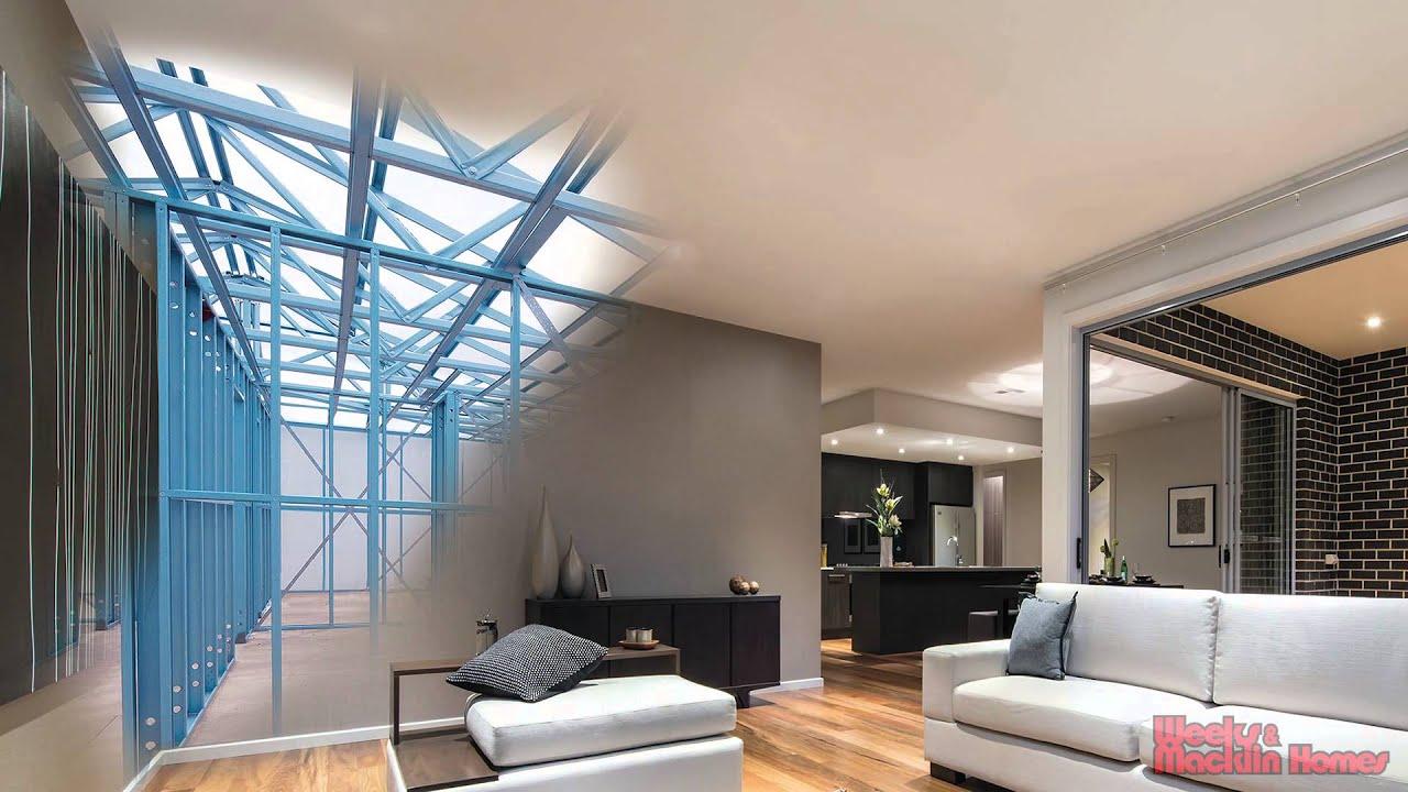 weeks macklin homes supaloc steel framing is straight. Black Bedroom Furniture Sets. Home Design Ideas