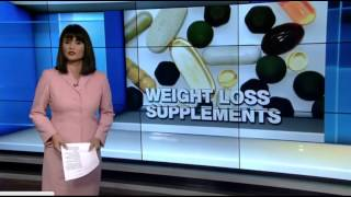 Glenda Shares Weight Loss Advice on Local TV