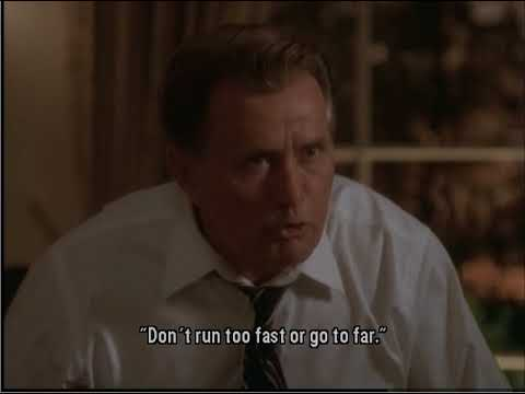 the west wing let bartlet be bartlet