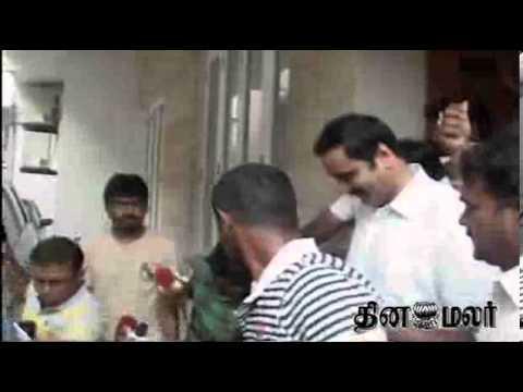 Former Union minister Anbumani Ramadoss arrested in Chennai - Dinamalar