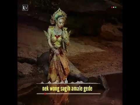 Story WA Sindiran Sindirun.. Lagu Jawa