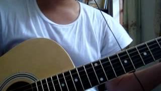 Hallelujah test âm thanh guitar Victoria (Tàu Khựa) .avi