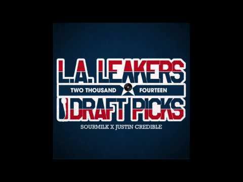 L.A. Leakers #THE2014DRAFTPICKS - 3. AUDIO PUSH FT LOGIC & JILL SCOTT - JUVENILE