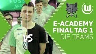 Gambar cover Team TimoX vs Team Julius | Wolves E-Academy feat. Sturmwaffel