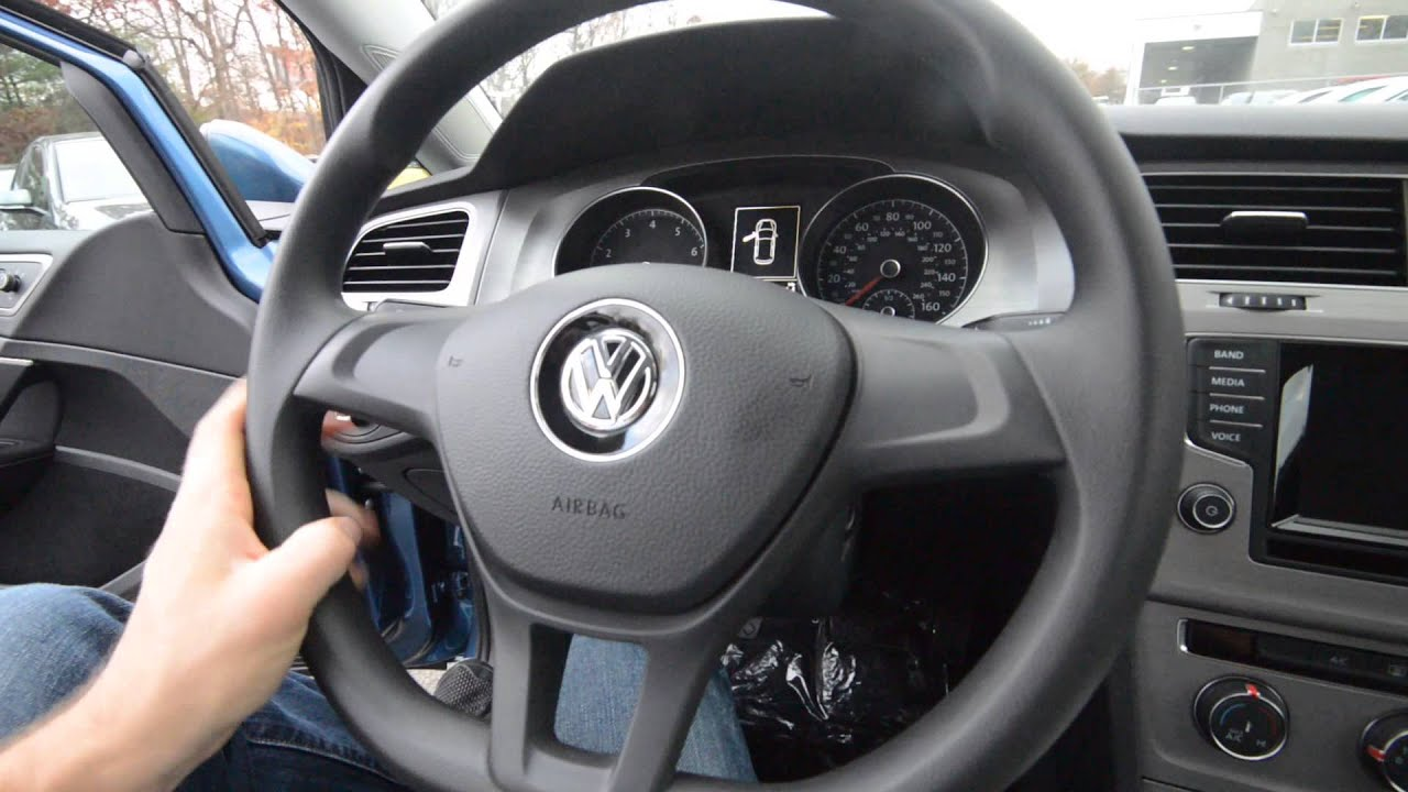 Brand New 2015 Volkswagen Golf Mk7 Launch Edition Walk