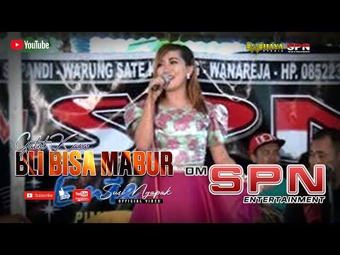SUSI NGAPAK - GATOT KACA BLI BISA MABUR (LIVE)