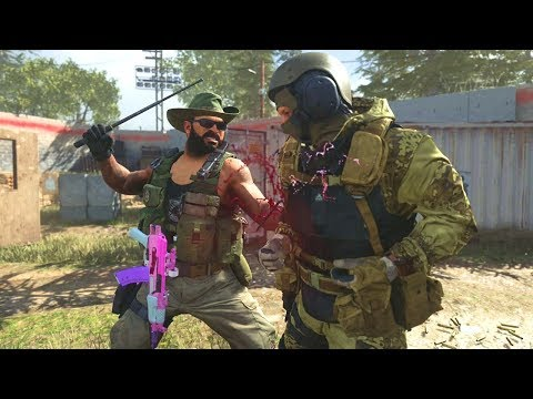 The MOST INCREDIBLE Moments Of MODERN WARFARE - Call Of Duty Modern Warfare Multiplayer #20