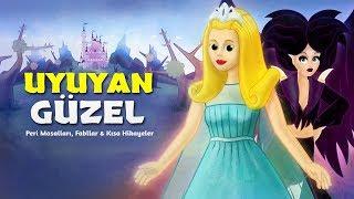 Gambar cover Uyuyan Güzel - Çizgi Film Masal