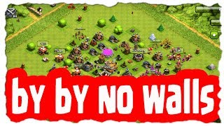 BY BY NO WALLS ACCOUNT - HAT SC ALLES EINGEHALTEN? | Clash of Clans Deutsch | Let´s Play COC
