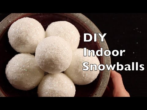 How to make cheap diy fake snow winter sensory activity for kids