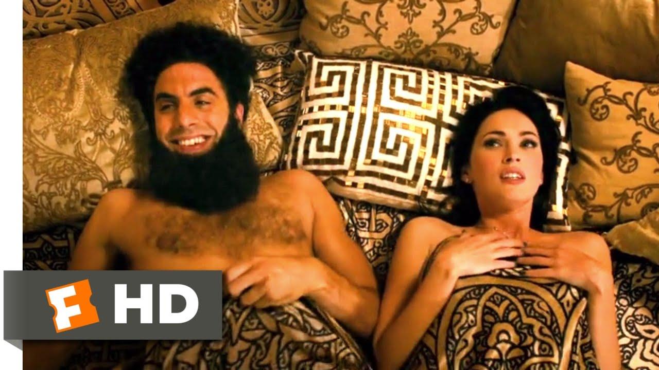 The Dictator (2012) - Seducing Megan Fox Scene (2/10)   Movieclips