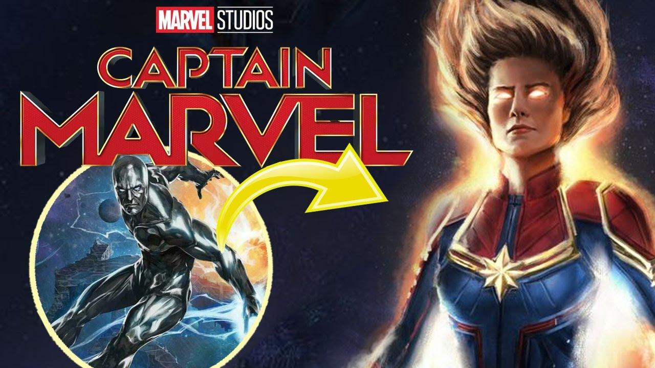 ¡IMPORTANTE! La razón por qué Captain Marvel será la LÍDER de los Vengadores y la más valiosa