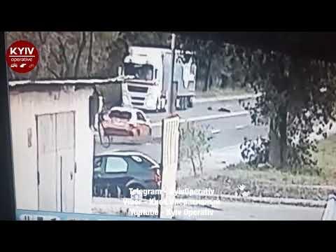 Смертельное ДТП на ул. Газопроводной с участием пешехода