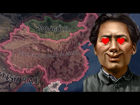 Hearts of Iron 4 Challenge: Uniting Best China! |