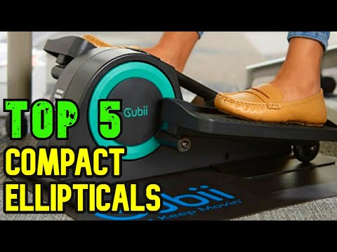 5 Surprisingly Compact Ellipticals For Small Spaces – More Place For Workout In Your Life