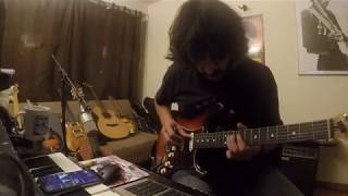 Crime of Passion - Mike Oldfield (solos)