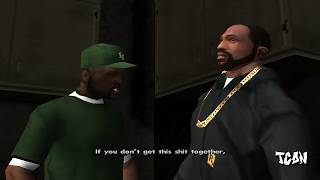 Gta san andreas walkthrough mission 97 grove 4 life