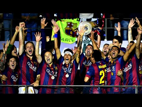 Barcelona Vs Juventus 3-1 Uefa Champions League Highlights & Goals Final 2015 Full Hd