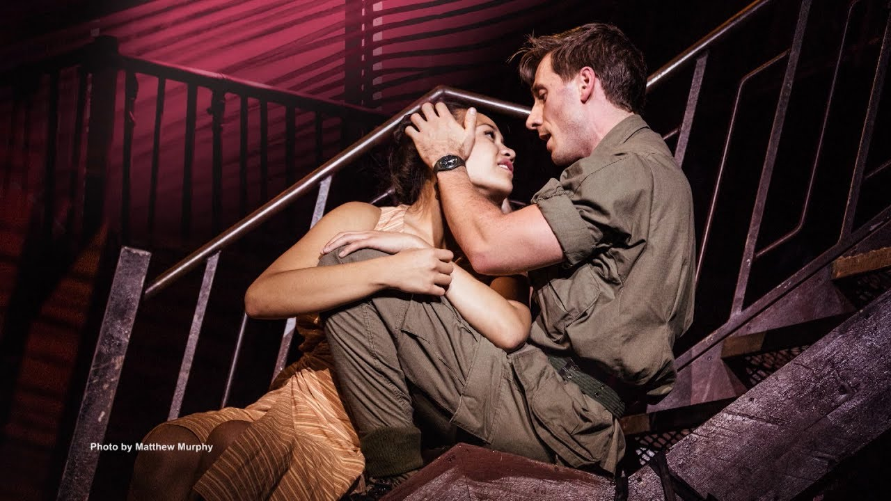 Broadway Balances America: Miss Saigon