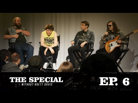 """The Special without Brett Davis Ep. 6: """"BANANAZZZ"""" with Wax Darts"""