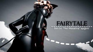 Ladynoir  Adrinette  Fairytale (Türkçe Çeviri)